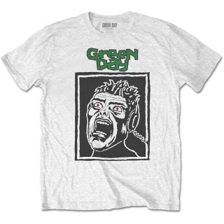 GREEN DAY Scream, Tシャツ<img class='new_mark_img2' src='https://img.shop-pro.jp/img/new/icons5.gif' style='border:none;display:inline;margin:0px;padding:0px;width:auto;' />