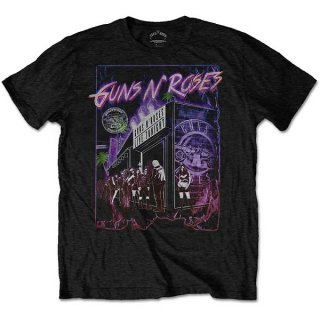 GUNS N' ROSES Sunset Boulevard, Tシャツ<img class='new_mark_img2' src='https://img.shop-pro.jp/img/new/icons5.gif' style='border:none;display:inline;margin:0px;padding:0px;width:auto;' />