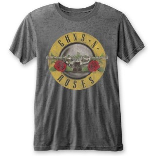 GUNS N' ROSES Classic Logo Gry, Tシャツ<img class='new_mark_img2' src='https://img.shop-pro.jp/img/new/icons5.gif' style='border:none;display:inline;margin:0px;padding:0px;width:auto;' />
