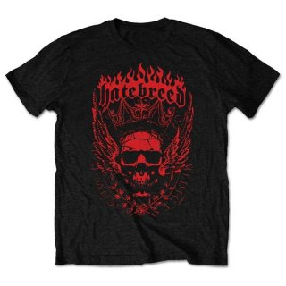 HATEBREED Crown 2, Tシャツ<img class='new_mark_img2' src='https://img.shop-pro.jp/img/new/icons5.gif' style='border:none;display:inline;margin:0px;padding:0px;width:auto;' />