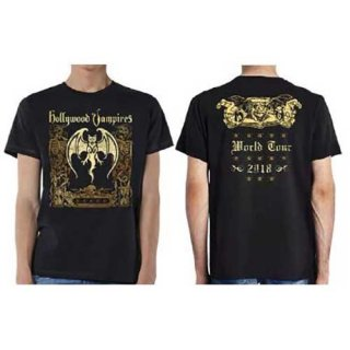 HOLLYWOOD VAMPIRES Roxy 2018 World Tour, Tシャツ<img class='new_mark_img2' src='https://img.shop-pro.jp/img/new/icons5.gif' style='border:none;display:inline;margin:0px;padding:0px;width:auto;' />