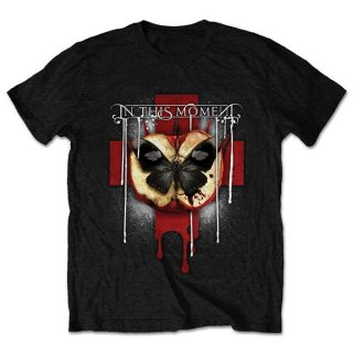 IN THIS MOMENT Rotten Apple 2, Tシャツ<img class='new_mark_img2' src='https://img.shop-pro.jp/img/new/icons5.gif' style='border:none;display:inline;margin:0px;padding:0px;width:auto;' />