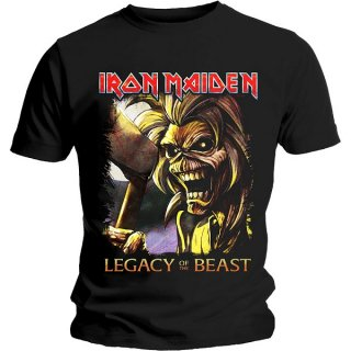 IRON MAIDEN Legacy Killers, Tシャツ<img class='new_mark_img2' src='https://img.shop-pro.jp/img/new/icons5.gif' style='border:none;display:inline;margin:0px;padding:0px;width:auto;' />
