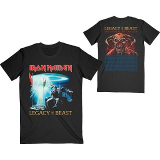 IRON MAIDEN Two Minutes to Midnight, Tシャツ<img class='new_mark_img2' src='https://img.shop-pro.jp/img/new/icons5.gif' style='border:none;display:inline;margin:0px;padding:0px;width:auto;' />