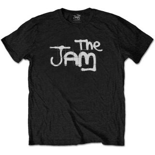 THE JAM Spray Logo Blk, Tシャツ<img class='new_mark_img2' src='https://img.shop-pro.jp/img/new/icons5.gif' style='border:none;display:inline;margin:0px;padding:0px;width:auto;' />