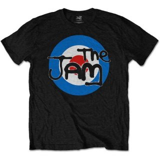 THE JAM Spray Target Logo Blk, Tシャツ<img class='new_mark_img2' src='https://img.shop-pro.jp/img/new/icons5.gif' style='border:none;display:inline;margin:0px;padding:0px;width:auto;' />