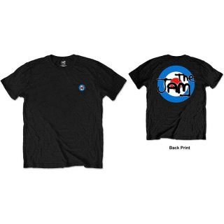 THE JAM Target Logo Blk, Tシャツ<img class='new_mark_img2' src='https://img.shop-pro.jp/img/new/icons5.gif' style='border:none;display:inline;margin:0px;padding:0px;width:auto;' />