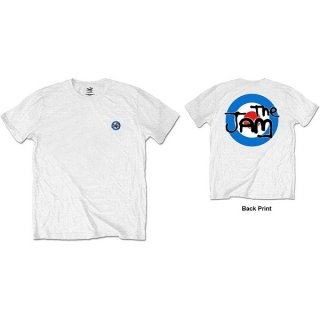 THE JAM Target Logo, Tシャツ<img class='new_mark_img2' src='https://img.shop-pro.jp/img/new/icons5.gif' style='border:none;display:inline;margin:0px;padding:0px;width:auto;' />