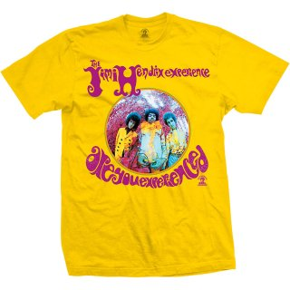 JIMI HENDRIX Are You Experienced Yel, Tシャツ<img class='new_mark_img2' src='https://img.shop-pro.jp/img/new/icons5.gif' style='border:none;display:inline;margin:0px;padding:0px;width:auto;' />