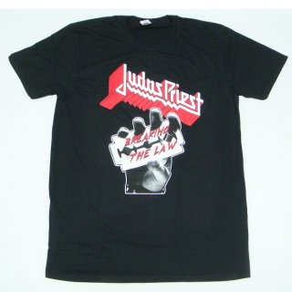 JUDAS PRIEST Breaking The Law, Tシャツ<img class='new_mark_img2' src='https://img.shop-pro.jp/img/new/icons5.gif' style='border:none;display:inline;margin:0px;padding:0px;width:auto;' />