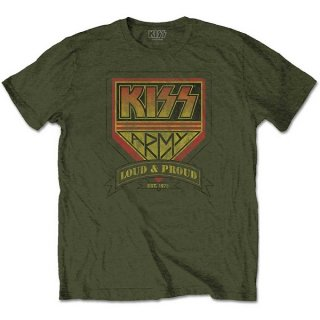 KISS Loud & Proud, Tシャツ<img class='new_mark_img2' src='https://img.shop-pro.jp/img/new/icons5.gif' style='border:none;display:inline;margin:0px;padding:0px;width:auto;' />