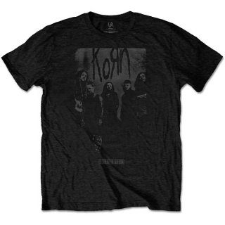 KORN Knock Wall, Tシャツ<img class='new_mark_img2' src='https://img.shop-pro.jp/img/new/icons5.gif' style='border:none;display:inline;margin:0px;padding:0px;width:auto;' />
