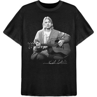 KURT COBAIN Guitar Live Photo, Tシャツ<img class='new_mark_img2' src='https://img.shop-pro.jp/img/new/icons5.gif' style='border:none;display:inline;margin:0px;padding:0px;width:auto;' />