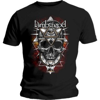LAMB OF GOD All Seeing Red, Tシャツ<img class='new_mark_img2' src='https://img.shop-pro.jp/img/new/icons5.gif' style='border:none;display:inline;margin:0px;padding:0px;width:auto;' />