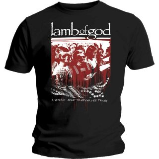 LAMB OF GOD Enough is Enough, Tシャツ<img class='new_mark_img2' src='https://img.shop-pro.jp/img/new/icons5.gif' style='border:none;display:inline;margin:0px;padding:0px;width:auto;' />