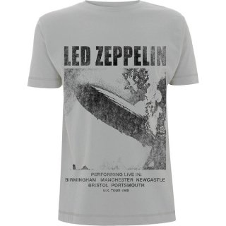 LED ZEPPELIN Uk Tour '69 LZ1., Tシャツ<img class='new_mark_img2' src='https://img.shop-pro.jp/img/new/icons5.gif' style='border:none;display:inline;margin:0px;padding:0px;width:auto;' />
