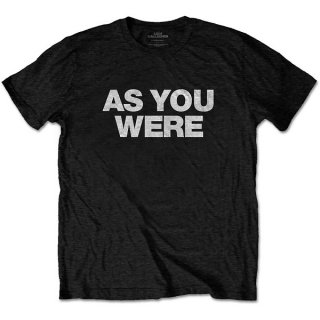 LIAM GALLAGHER As You Were, Tシャツ<img class='new_mark_img2' src='https://img.shop-pro.jp/img/new/icons5.gif' style='border:none;display:inline;margin:0px;padding:0px;width:auto;' />