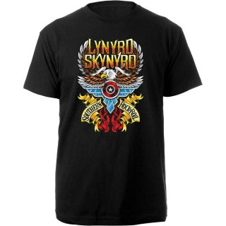 LYNYRD SKYNYRD Southern Rock & Roll, Tシャツ<img class='new_mark_img2' src='https://img.shop-pro.jp/img/new/icons5.gif' style='border:none;display:inline;margin:0px;padding:0px;width:auto;' />