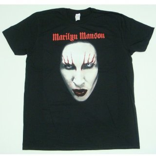 MARILYN MANSON Red Lips 2, Tシャツ<img class='new_mark_img2' src='https://img.shop-pro.jp/img/new/icons5.gif' style='border:none;display:inline;margin:0px;padding:0px;width:auto;' />