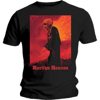 MARILYN MANSON Mad Monk, Tシャツ<img class='new_mark_img2' src='https://img.shop-pro.jp/img/new/icons5.gif' style='border:none;display:inline;margin:0px;padding:0px;width:auto;' />