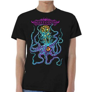 MASTODON Octo Freak, Tシャツ<img class='new_mark_img2' src='https://img.shop-pro.jp/img/new/icons5.gif' style='border:none;display:inline;margin:0px;padding:0px;width:auto;' />
