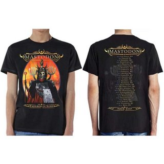 MASTODON Emperor Of Sand Autumn 2017, Tシャツ<img class='new_mark_img2' src='https://img.shop-pro.jp/img/new/icons5.gif' style='border:none;display:inline;margin:0px;padding:0px;width:auto;' />