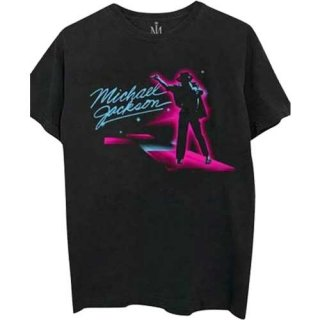 MICHAEL JACKSON Neon, Tシャツ<img class='new_mark_img2' src='https://img.shop-pro.jp/img/new/icons5.gif' style='border:none;display:inline;margin:0px;padding:0px;width:auto;' />