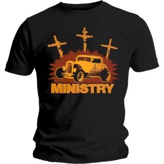 MINISTRY Hot Rod, Tシャツ<img class='new_mark_img2' src='https://img.shop-pro.jp/img/new/icons5.gif' style='border:none;display:inline;margin:0px;padding:0px;width:auto;' />