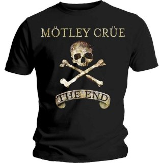 MOTLEY CRUE The End, Tシャツ<img class='new_mark_img2' src='https://img.shop-pro.jp/img/new/icons5.gif' style='border:none;display:inline;margin:0px;padding:0px;width:auto;' />