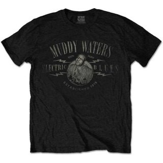 MUDDY WATERS Electric Blues Vintage, Tシャツ<img class='new_mark_img2' src='https://img.shop-pro.jp/img/new/icons5.gif' style='border:none;display:inline;margin:0px;padding:0px;width:auto;' />