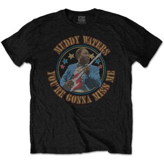 MUDDY WATERS Gonna Miss Me, Tシャツ<img class='new_mark_img2' src='https://img.shop-pro.jp/img/new/icons5.gif' style='border:none;display:inline;margin:0px;padding:0px;width:auto;' />