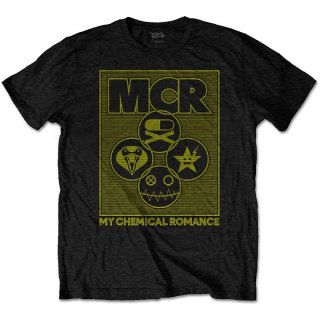 MY CHEMICAL ROMANCE Lock Box, Tシャツ<img class='new_mark_img2' src='https://img.shop-pro.jp/img/new/icons5.gif' style='border:none;display:inline;margin:0px;padding:0px;width:auto;' />
