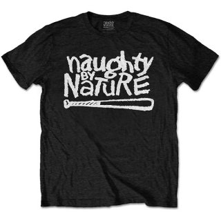 NAUGHTY BY NATURE OG Logo, Tシャツ<img class='new_mark_img2' src='https://img.shop-pro.jp/img/new/icons5.gif' style='border:none;display:inline;margin:0px;padding:0px;width:auto;' />