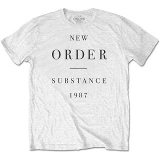 NEW ORDER Substance, Tシャツ<img class='new_mark_img2' src='https://img.shop-pro.jp/img/new/icons5.gif' style='border:none;display:inline;margin:0px;padding:0px;width:auto;' />