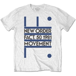 NEW ORDER Movement, Tシャツ<img class='new_mark_img2' src='https://img.shop-pro.jp/img/new/icons5.gif' style='border:none;display:inline;margin:0px;padding:0px;width:auto;' />