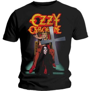 OZZY OSBOURNE Speak Of The Devil Vintage, Tシャツ<img class='new_mark_img2' src='https://img.shop-pro.jp/img/new/icons5.gif' style='border:none;display:inline;margin:0px;padding:0px;width:auto;' />