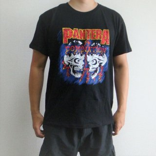 PANTERA Domination, Tシャツ<img class='new_mark_img2' src='https://img.shop-pro.jp/img/new/icons5.gif' style='border:none;display:inline;margin:0px;padding:0px;width:auto;' />