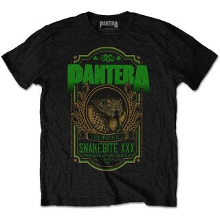 PANTERA Snakebite XXX Label, Tシャツ<img class='new_mark_img2' src='https://img.shop-pro.jp/img/new/icons5.gif' style='border:none;display:inline;margin:0px;padding:0px;width:auto;' />