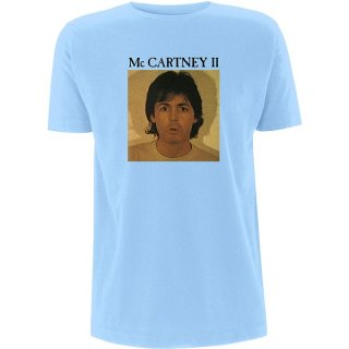 PAUL MCCARTNEY McCartney II, Tシャツ<img class='new_mark_img2' src='https://img.shop-pro.jp/img/new/icons5.gif' style='border:none;display:inline;margin:0px;padding:0px;width:auto;' />