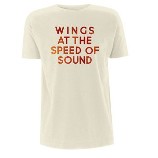 PAUL MCCARTNEY Wings At The Speed of Sound, Tシャツ<img class='new_mark_img2' src='https://img.shop-pro.jp/img/new/icons5.gif' style='border:none;display:inline;margin:0px;padding:0px;width:auto;' />