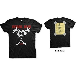 PEARL JAM Stickman, Tシャツ<img class='new_mark_img2' src='https://img.shop-pro.jp/img/new/icons5.gif' style='border:none;display:inline;margin:0px;padding:0px;width:auto;' />