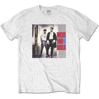 PET SHOP BOYS West End Girls, Tシャツ<img class='new_mark_img2' src='https://img.shop-pro.jp/img/new/icons5.gif' style='border:none;display:inline;margin:0px;padding:0px;width:auto;' />