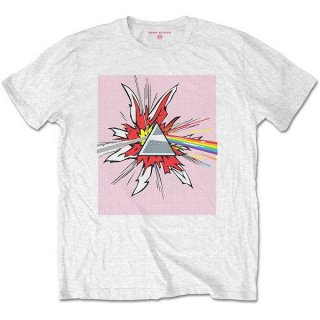 PINK FLOYD Lichtenstein Prism, Tシャツ<img class='new_mark_img2' src='https://img.shop-pro.jp/img/new/icons5.gif' style='border:none;display:inline;margin:0px;padding:0px;width:auto;' />