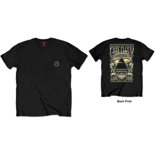 PINK FLOYD Carnegie Hall, Tシャツ<img class='new_mark_img2' src='https://img.shop-pro.jp/img/new/icons5.gif' style='border:none;display:inline;margin:0px;padding:0px;width:auto;' />