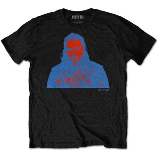 POST MALONE Red & Blue Photo, Tシャツ<img class='new_mark_img2' src='https://img.shop-pro.jp/img/new/icons5.gif' style='border:none;display:inline;margin:0px;padding:0px;width:auto;' />