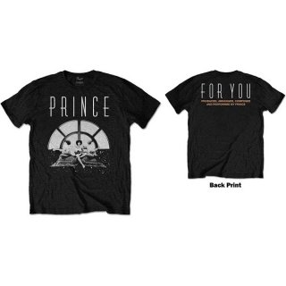 PRINCE For You Triple, Tシャツ<img class='new_mark_img2' src='https://img.shop-pro.jp/img/new/icons5.gif' style='border:none;display:inline;margin:0px;padding:0px;width:auto;' />