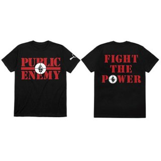 PUBLIC ENEMY Fight The Power, Tシャツ<img class='new_mark_img2' src='https://img.shop-pro.jp/img/new/icons5.gif' style='border:none;display:inline;margin:0px;padding:0px;width:auto;' />