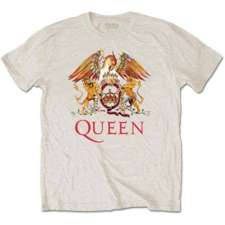QUEEN Classic Crest San, Tシャツ<img class='new_mark_img2' src='https://img.shop-pro.jp/img/new/icons5.gif' style='border:none;display:inline;margin:0px;padding:0px;width:auto;' />