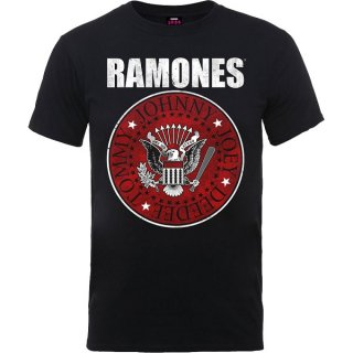 RAMONES Red Fill Seal, Tシャツ<img class='new_mark_img2' src='https://img.shop-pro.jp/img/new/icons5.gif' style='border:none;display:inline;margin:0px;padding:0px;width:auto;' />