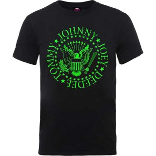 RAMONES Green Seal, Tシャツ<img class='new_mark_img2' src='https://img.shop-pro.jp/img/new/icons5.gif' style='border:none;display:inline;margin:0px;padding:0px;width:auto;' />